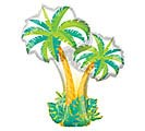"34""PKG TROPICAL PALM TREE"