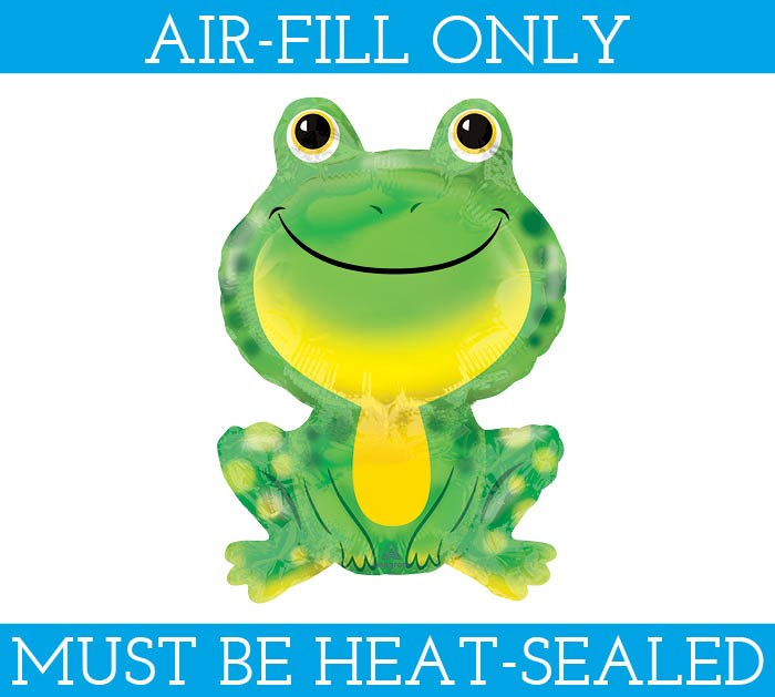"14""FLAT MR FROGGY MINI SHAPE"