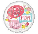 "28""MOM BEST MOM EVER BUBBLES JUMBO"