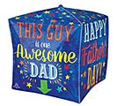 "15""PKG CUBEZ HFD AWESOME DAD"