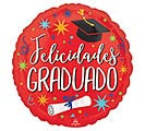 "17""SPA FELICIDADES GRADUADO CELEBRATION"