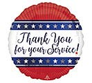 """17""""PAT THANK YOU FOR YOUR SERVICE"""