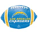 """17"""" NFL LA CHARGERS FOOTBALL"""