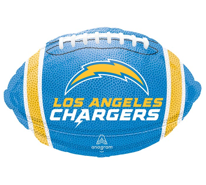 "18""NFL LA CHARGERS"
