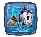 "17""PKG CHA STAR WARS THE LAST JEDI"