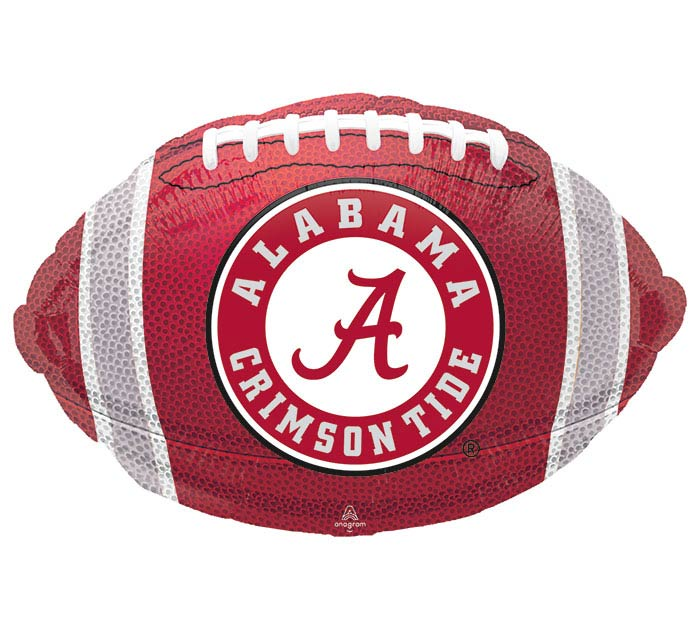 "17"" NCAA UNIVERISTY OF ALABAMA"