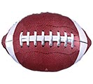 "31""PKG GAME TIME FOOTBALL SHAPE"
