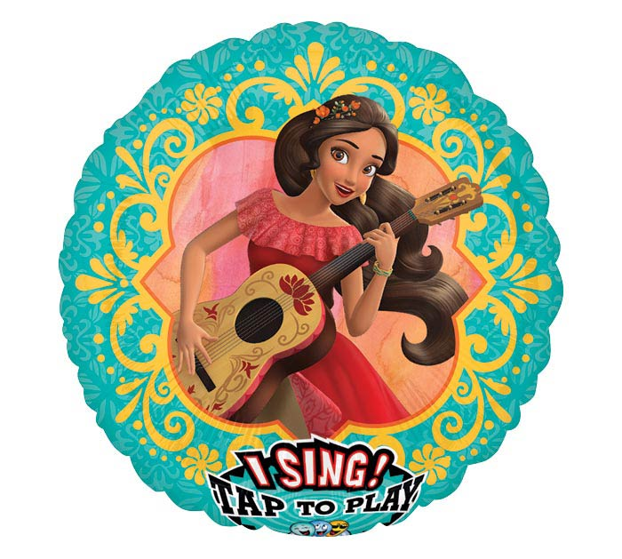 "28""PKG CHA ELENA OF AVALOR SING A TUNE"