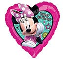 "17""PKG HBD MINNIE HAPPY HELPERS"