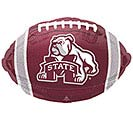 "17"" MISSISSIPPI STATE FOOTBALL"