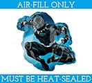 """14""""MARVEL BLACK PANTHER AIR FILL ONLY"""