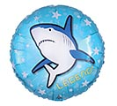 "17""PKG EPIC PARTY SHARK"
