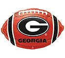 "17"" SPO UNIVERSITY OF GEORGIA FOOTBALL"
