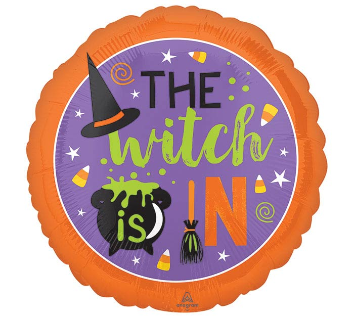 """17"""" THE WITCH IS IN"""