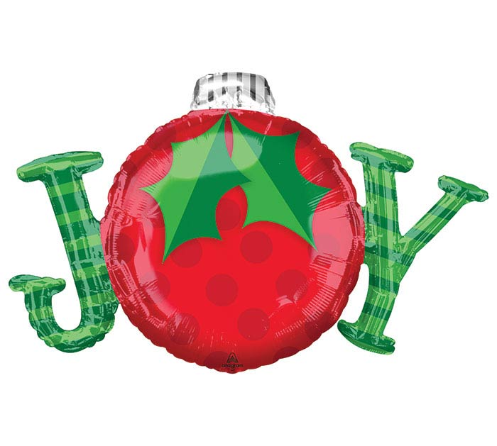 "31""PKG JOY ORNAMENT /"