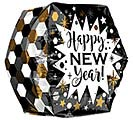 "16""PKG GEOMETRIC NEW YEAR ANGLEZ ULTRASH"