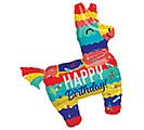 "33""PKG BIRTHDAY PINATA PARTY BALLOON"