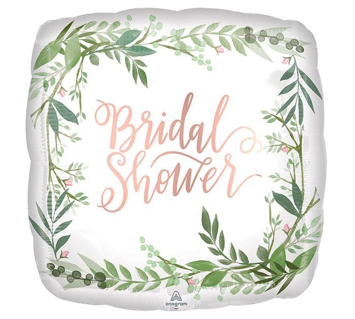 """18""""PKG LOVE  LEAVES BRIDAL SHOWER"""
