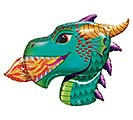 "36""PKG DRAGON HEAD SHAPE BALLOON"