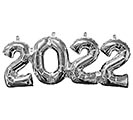 "20""PKG 2-0-1-9 SILVER PHRASE"