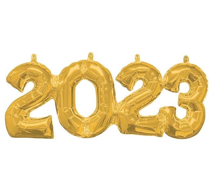 "20""PKG 2-0-2-0 GOLD PHRASE"