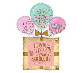 """32""""PKG FABULOUS BIRTHDAY GIFT"""