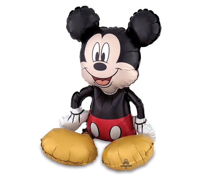 "18""PKG MICKEY MOUSE DECOR"