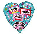 "29"" VALENTINE SING A TUNE MIXED TAPES"
