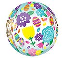 "16""PKG ORBZ HAPPY EASTER EGGS  TULIPS 1st Alternate Image"
