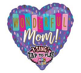 """28""""PKG WONDERFUL MOM SING A TUNE"""