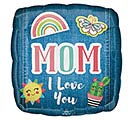 "17"" MOM I LOVE YOU PATCHES"