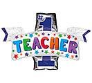 """38""""PKG #1 TEACHER SHAPE"""