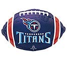 "17"" NFL TENNESSEE TITANS FOOTBALL"