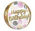 """16""""PKG ORBZ BIRTHDAY GEMS"""