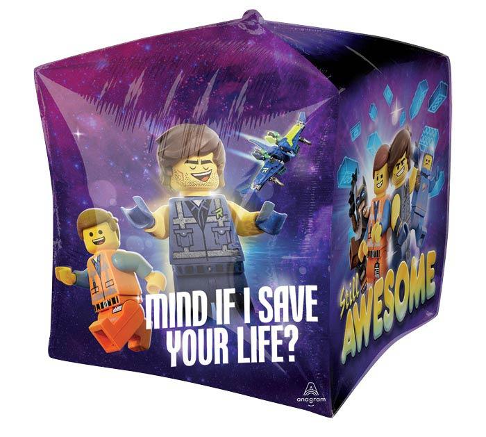 "15""PKG CUBEZ LEGO MOVIE 2"