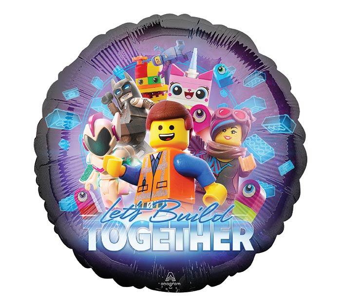 """17""""PKG LEGO MOVIE 2"""