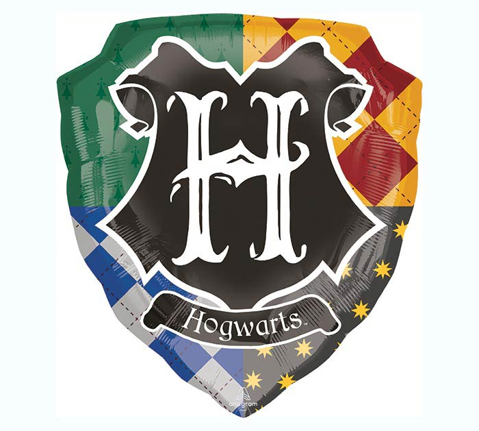 "27""PKG HARRY POTTER HOGWARTS SHIELD"