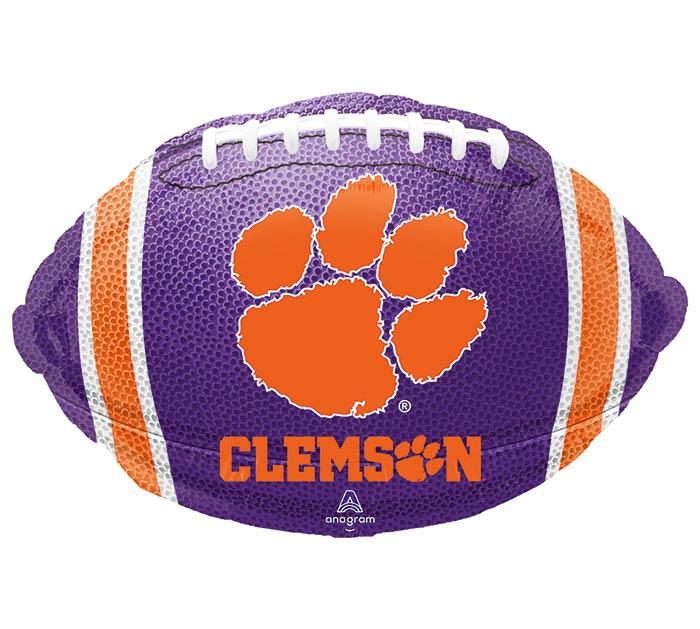 "17"" CLEMSON UNIVERSITY FOOTBALL"