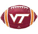 "17"" VIRGINIA TECH UNIVERSITY FOOTBALL"
