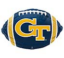 "17"" GEORGIA TECH UNIVERSITY FOOTBALL"