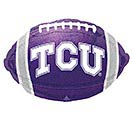 "18"" TEXAS CHRISTIAN UNVERSITY FOOTBALL"