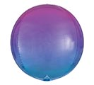 "16""PKG PINK AND BLUE OMBRE ORBZ"