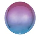 "16""PKG ORBZ OMBRE PURPLE  BLUE"
