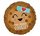 "17"" PKG ONE TOUGH COOKIE BALLOON"