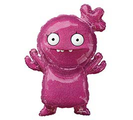 "45""PKG UGLY DOLLS MOXY AIRWALKER"
