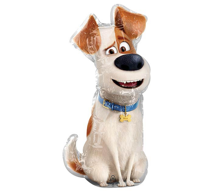 """14""""INFLATED THE SECRET LIFE OF PETS MAX"""