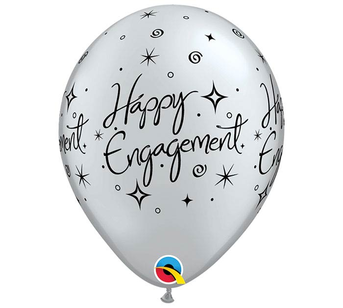 """11""""WED ENGAGEMENT SPARKLES"""