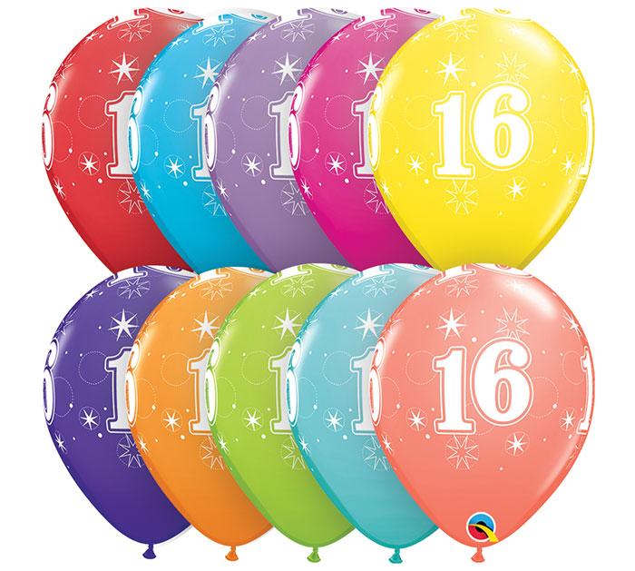 """11""""HBD 16 SPARKLE-A-ROUND"""