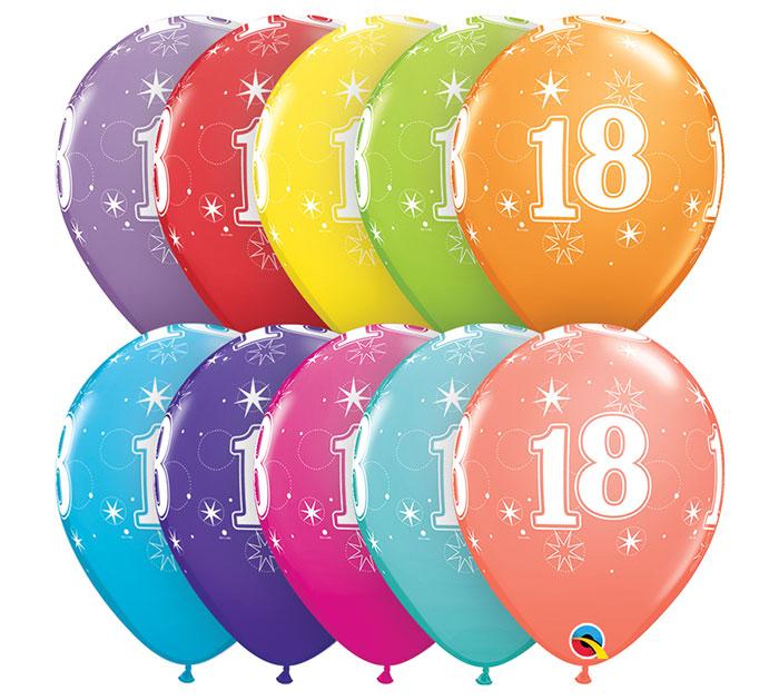 """11""""HBD 18 SPARKLE-A-ROUND"""