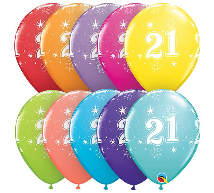 """11""""HBD 21 SPARKLE-A-ROUND"""